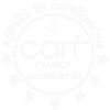 carf logo white